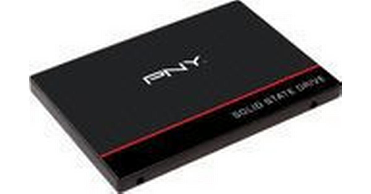 PNY CS1311 SSD7CS1311-120-RB 120GB - Sammenlign priser hos PriceRunner