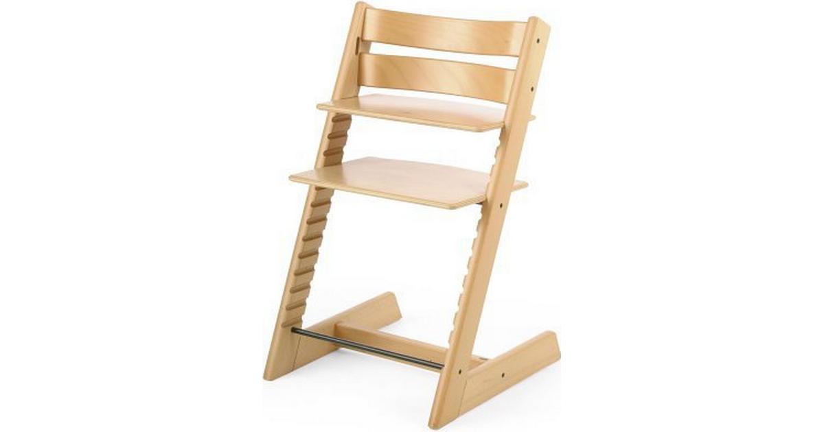 stokke tripp trapp matstol natur hitta b sta och billigaste pris hos pricerunner. Black Bedroom Furniture Sets. Home Design Ideas