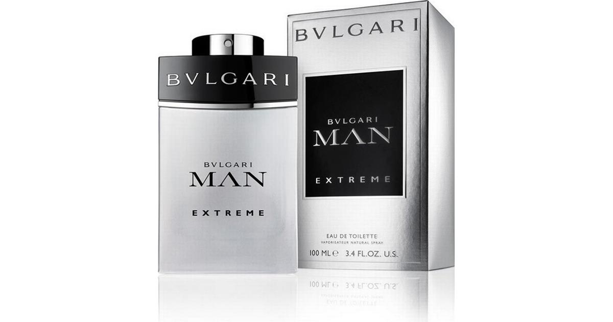 Bvlgari Man Extreme EdT 100ml - Compare Prices - PriceRunner UK d6fc4c7464