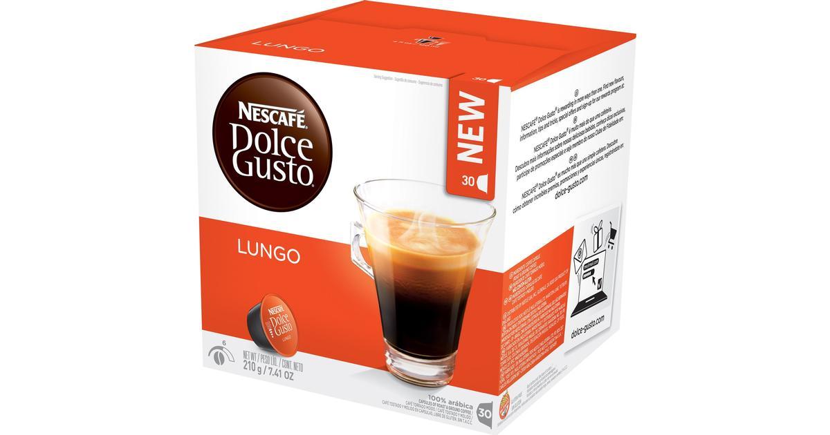 kaffekapsler dolce gusto