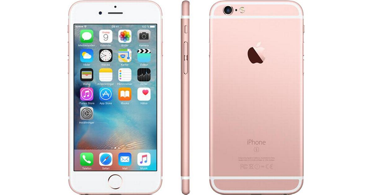 apple iphone 6s 64gb compare prices pricerunner uk