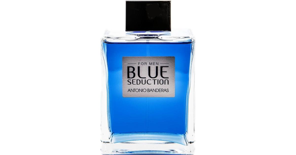 b152944a685 Antonio Banderas Blue Seduction for Man EdT 50ml - Compare Prices -  PriceRunner UK
