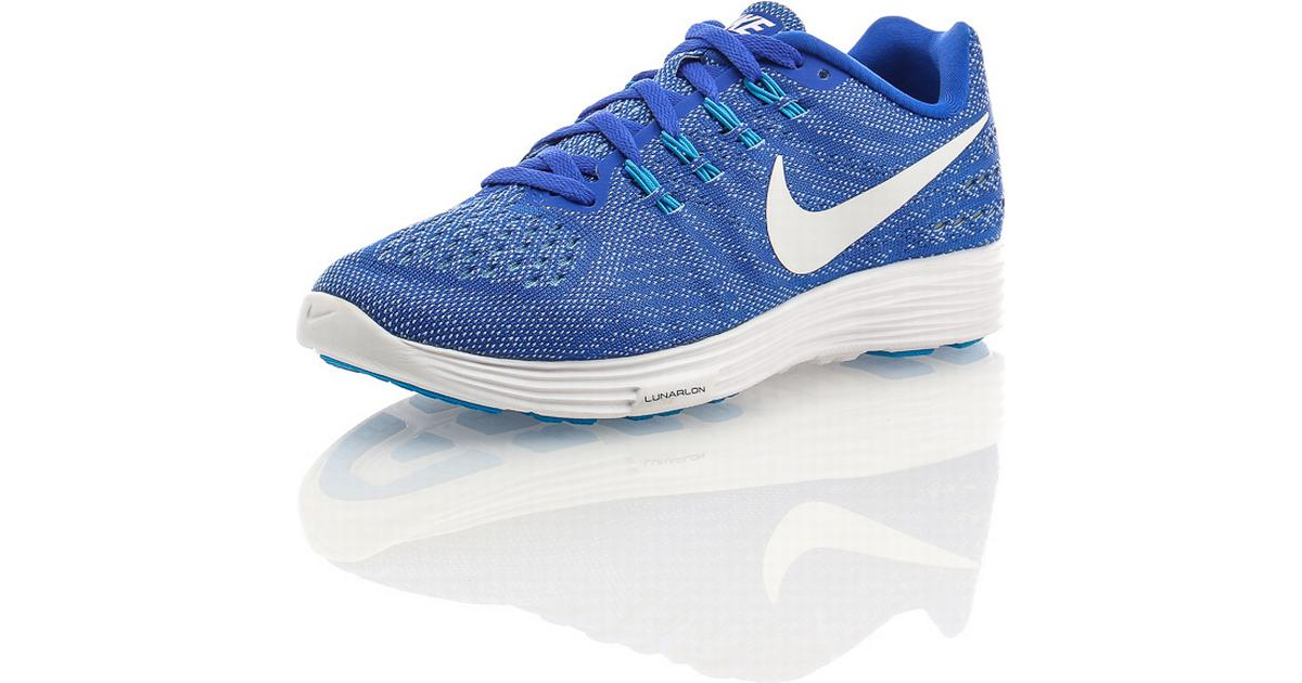 pretty nice 9bd2d 9df18 Nike Lunartempo 2 Blue White - Hitta bästa pris, recensioner och  produktinfo - PriceRunner