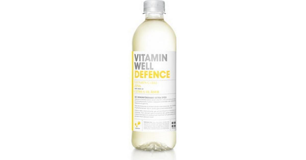 bli sponsrad av vitamin well