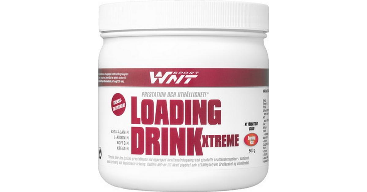wnt loading drink