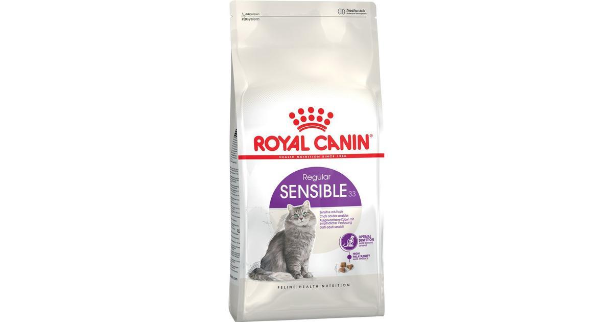 royal canin sensible 33 10kg hitta b sta pris recensioner och produktinfo pricerunner. Black Bedroom Furniture Sets. Home Design Ideas