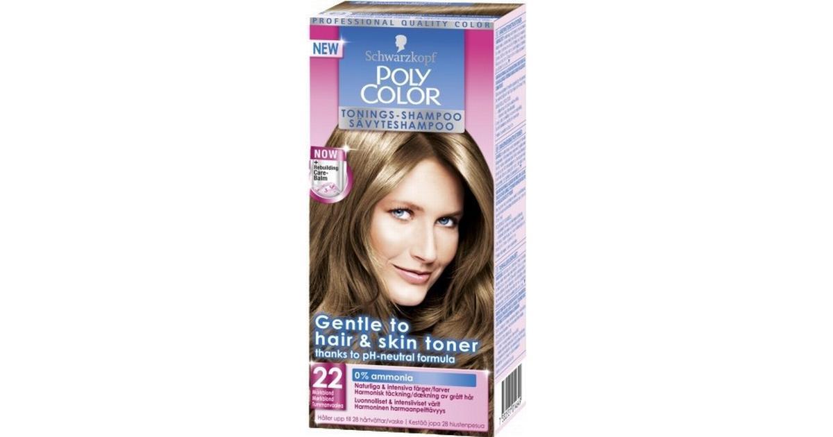 Schwarzkopf Poly Color Tonings-Shampoo 22 - Hitta bästa pris ... dec4e98c70