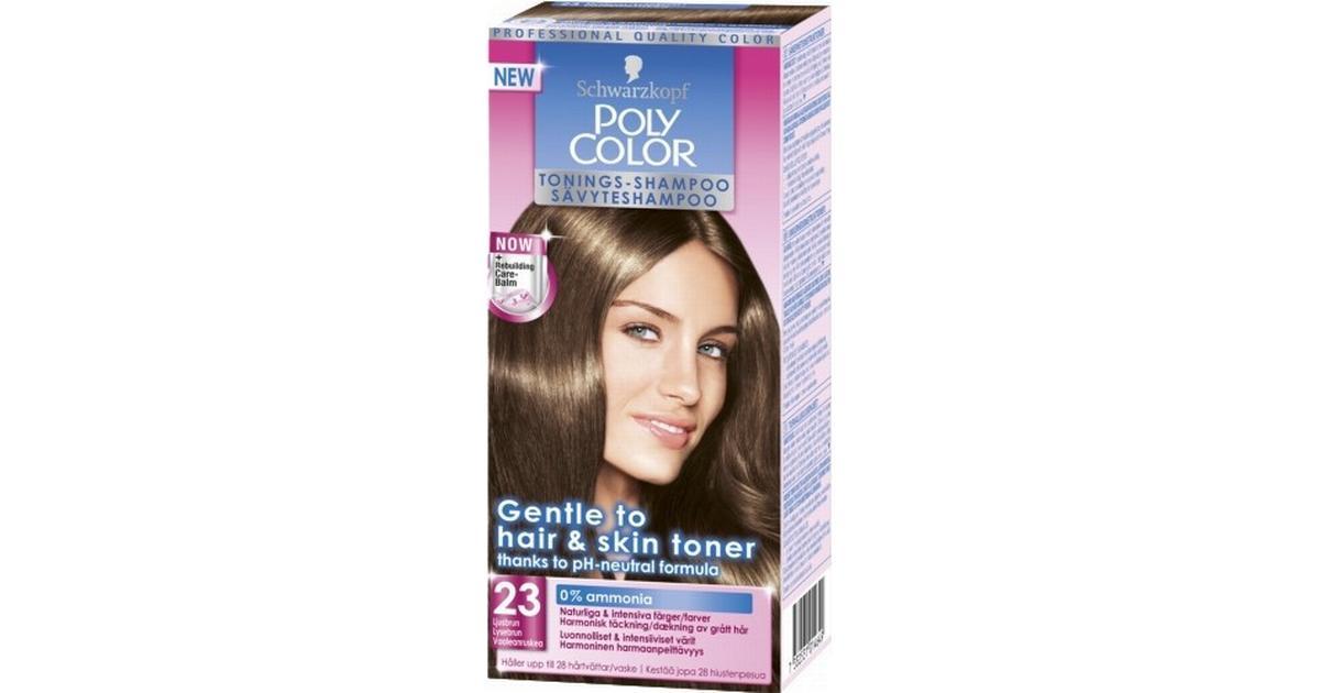 Schwarzkopf Poly Color Tonings-Shampoo 23 - Hitta bästa pris ... 8a6a281b05
