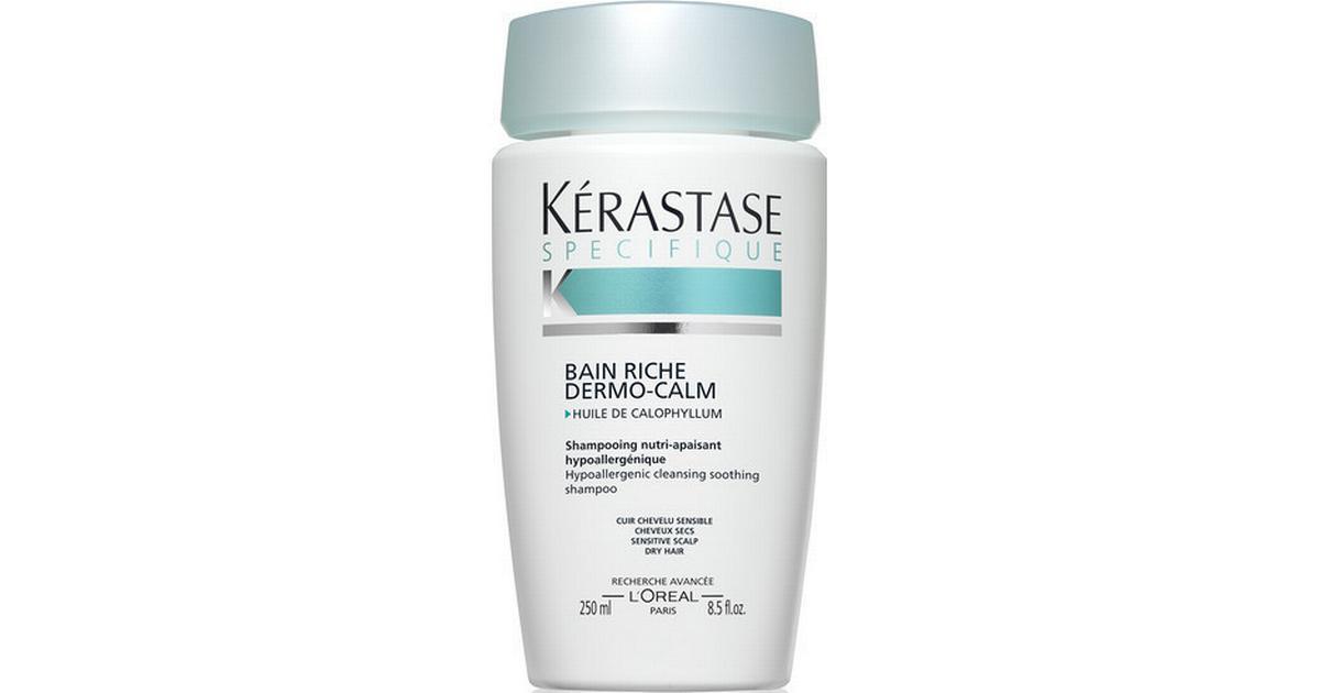 schampo för torr hårbotten kerastase