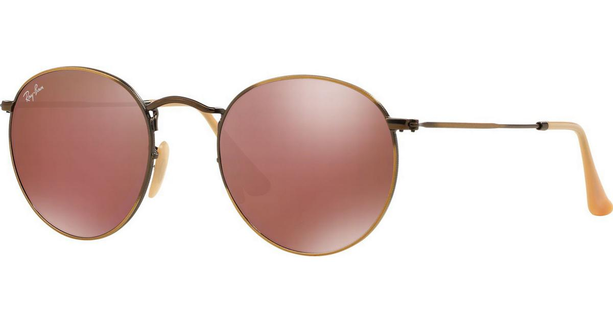 ... where can i buy ray ban round flash lenses rb3447 167 2k sammenlign  priser hos pricerunner d62872bcb7