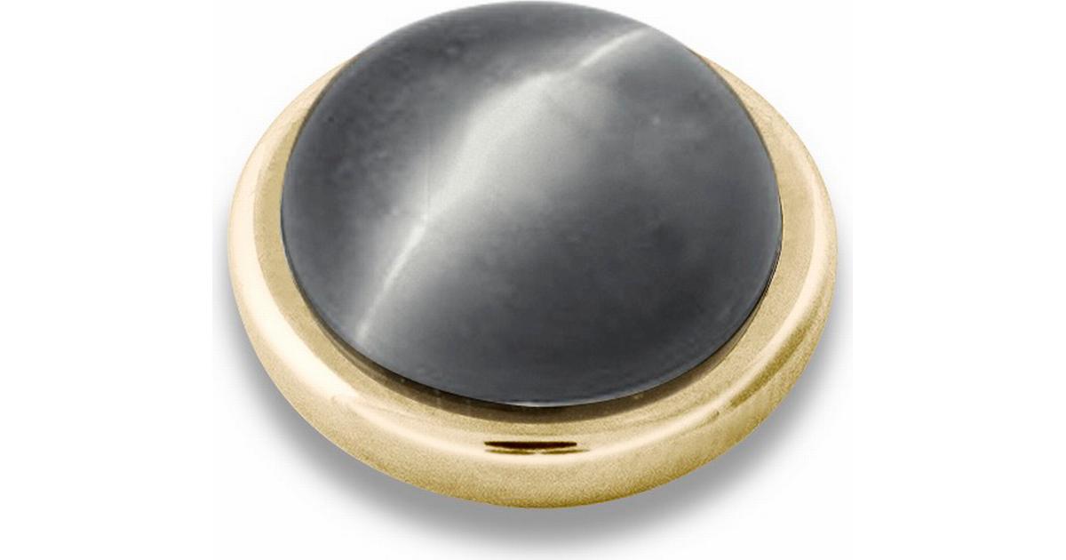 95c69c90 Dyrberg/Kern Sence Toppings - Guld/Mörkgrå - Sammenlign priser hos  PriceRunner