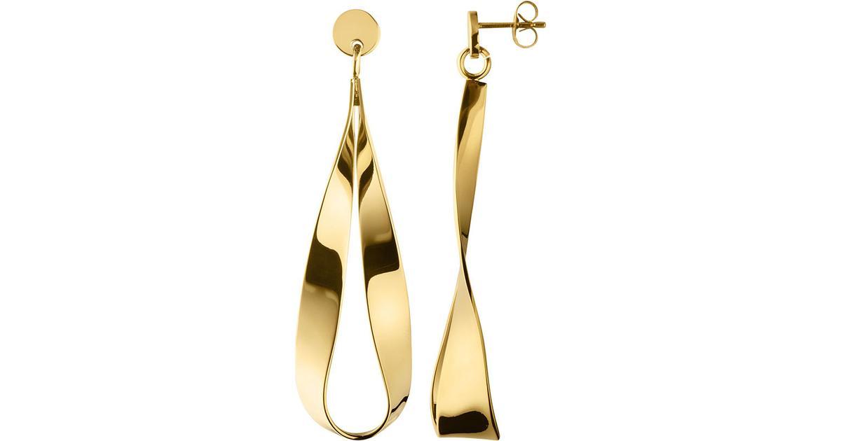 0caca754 Dyrberg/Kern Arc Örhängen - Guld - Sammenlign priser hos PriceRunner