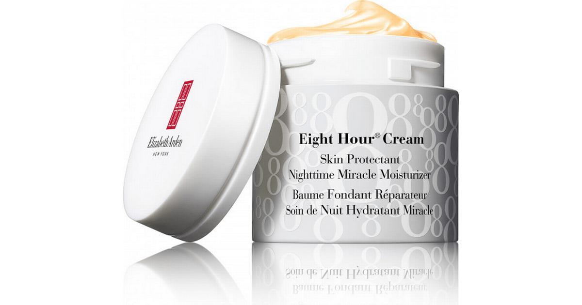 Elizabeth Arden Eight Hour Cream Skin Protectant Nighttime Miracle  Moisturizer 50ml - Sammenlign priser hos PriceRunner 91f4ac45b05ff