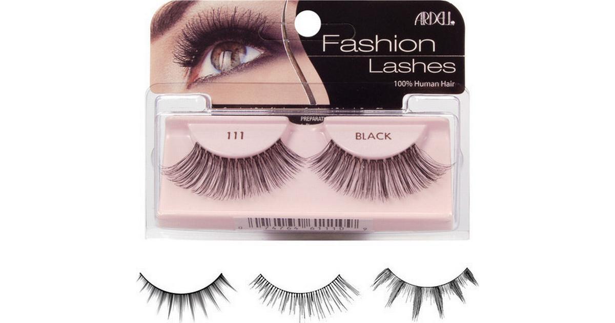 d9a3a18fdf0 Ardell Fashion Lashes #110 Black - Hitta bästa pris, recensioner och  produktinfo - PriceRunner