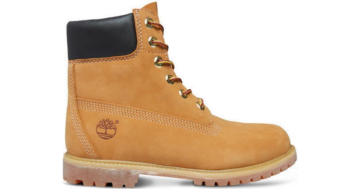 ede995812e4 Timberland Icon 6-inch Premium Boot W - Wheat Waterbuck - Sammenlign priser  hos PriceRunner