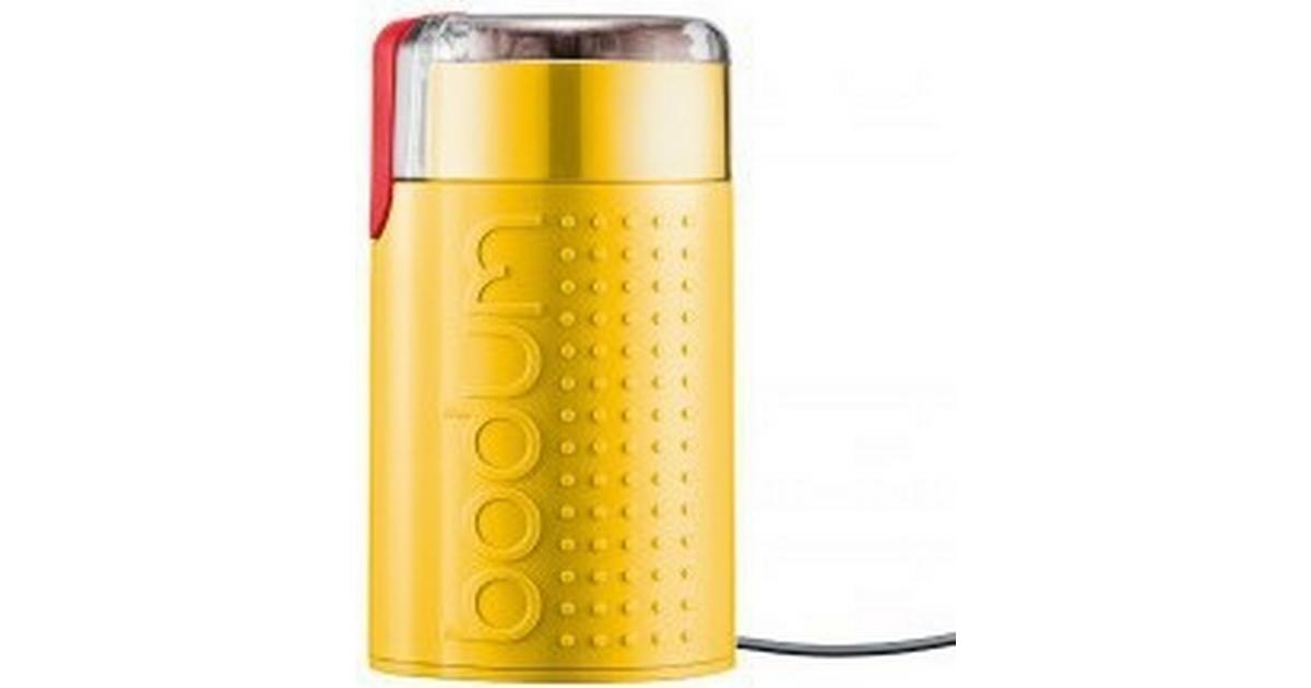 Bodum Bistro Electric Coffee Grinder - Sammenlign priser hos PriceRunner