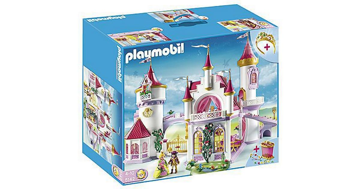 playmobil princess castle 5142 instructions