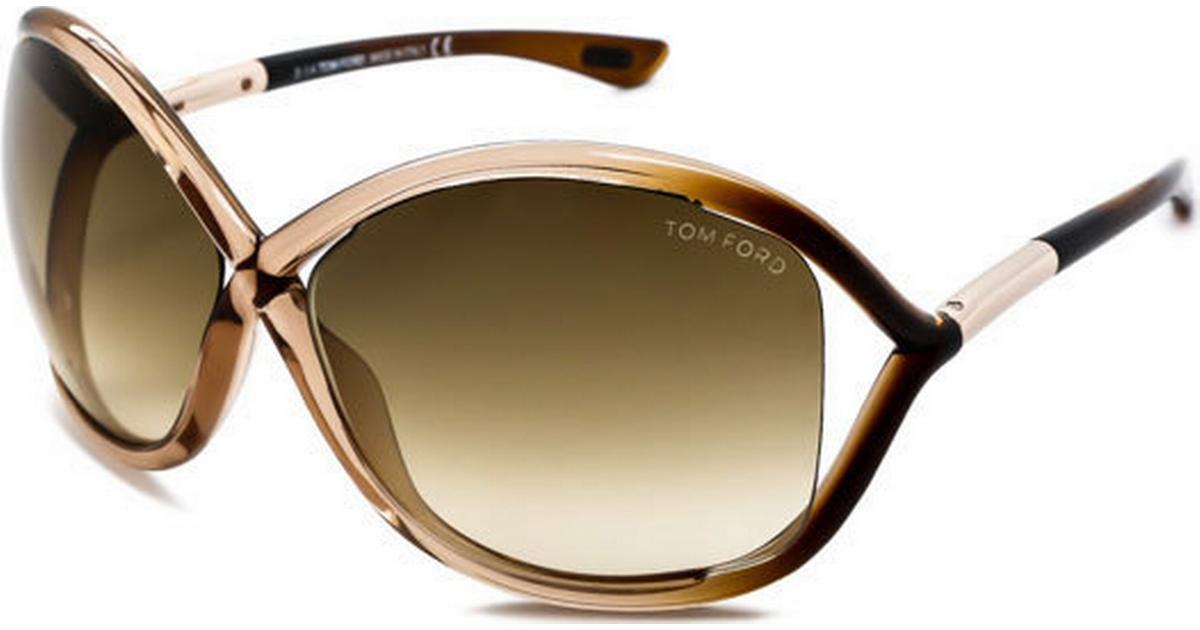 bed3a85a74d2 Tom Ford Solbriller - Sammenlign priser hos PriceRunner