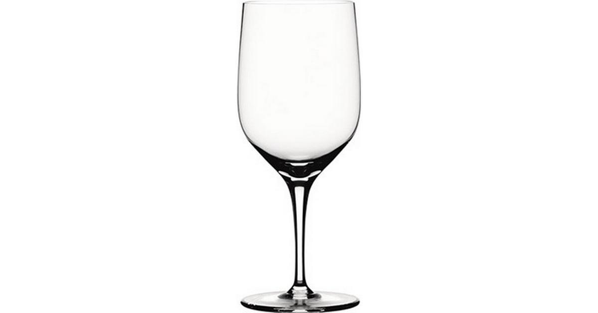 Spiegelau Authentis Drikkeglas 34 cl 4 stk - Sammenlign priser hos PriceRunner
