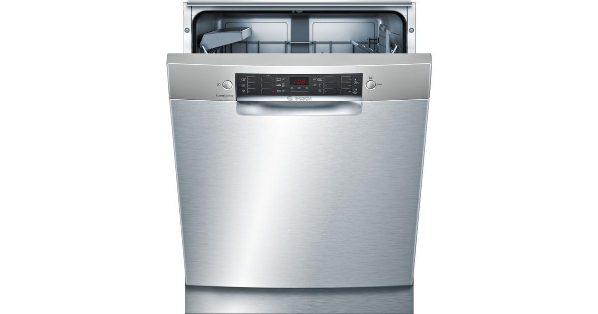Bosch SMU46CI02S Rostfritt stål - Hitta bästa pris, recensioner och produktinfo - PriceRunner