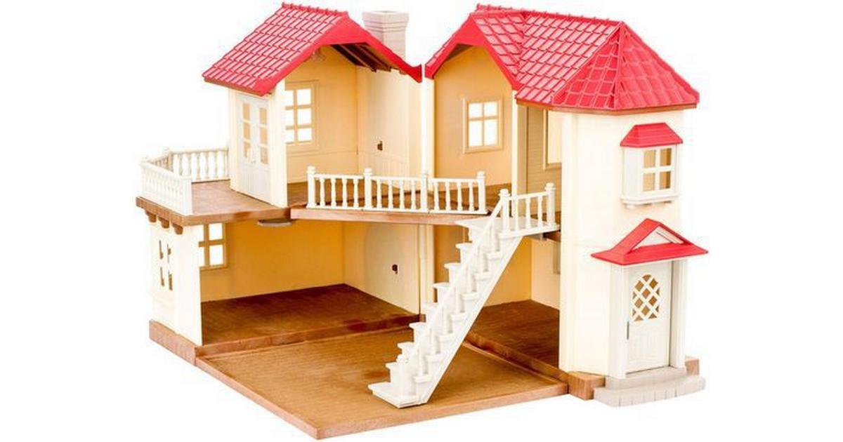 ef509edc955 Sylvanian Families City House with Lights - Sammenlign priser hos  PriceRunner