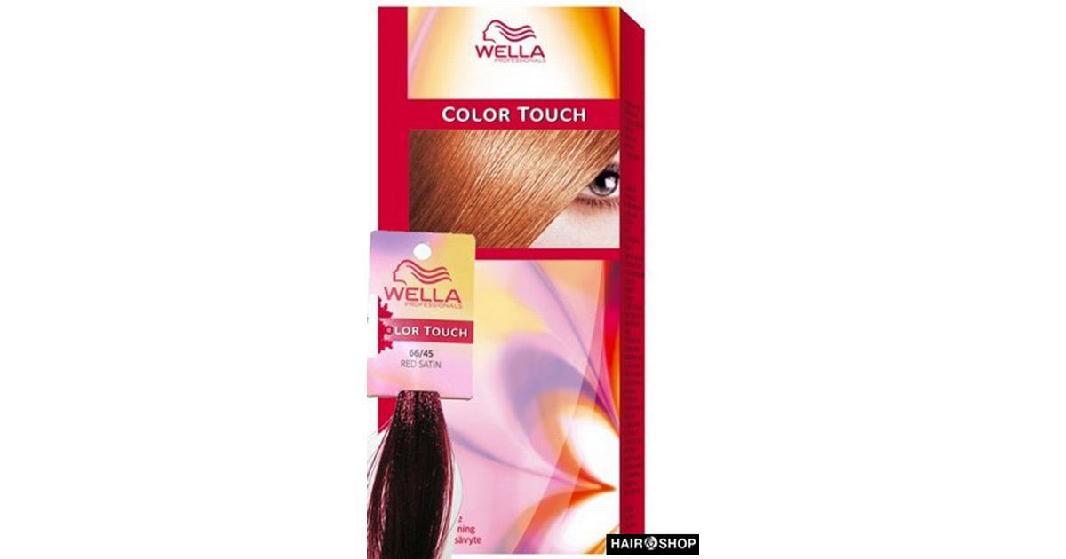 Wella Color Touch Vibrant Red  66 45 Intense Dark Blonde Red Red-Violet -  Sammenlign priser hos PriceRunner 36cc75811f