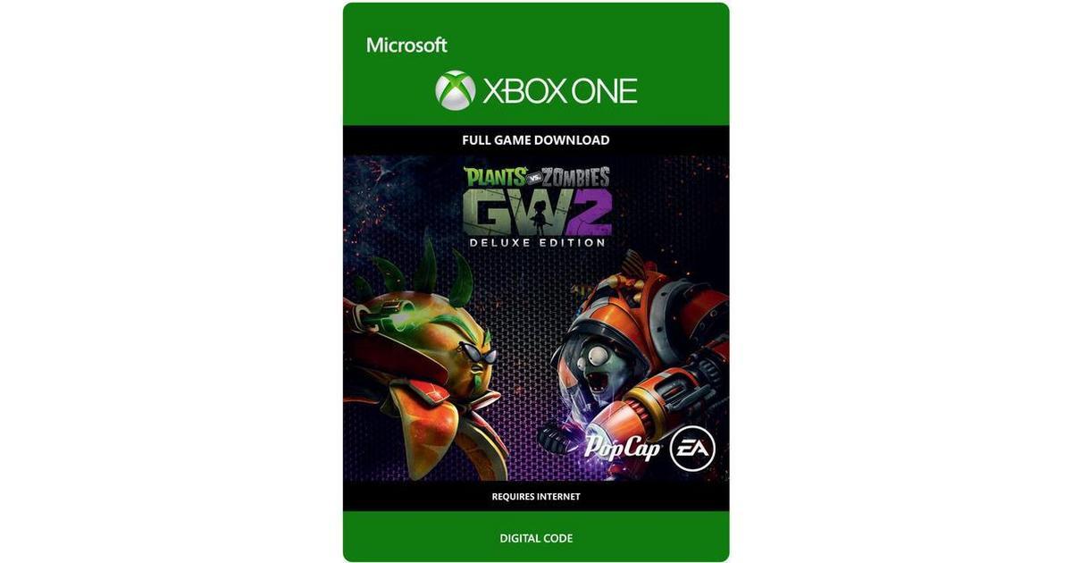 Plants Vs Zombies Garden Warfare 2 Deluxe Edition Hitta B Sta Pris Recensioner Och
