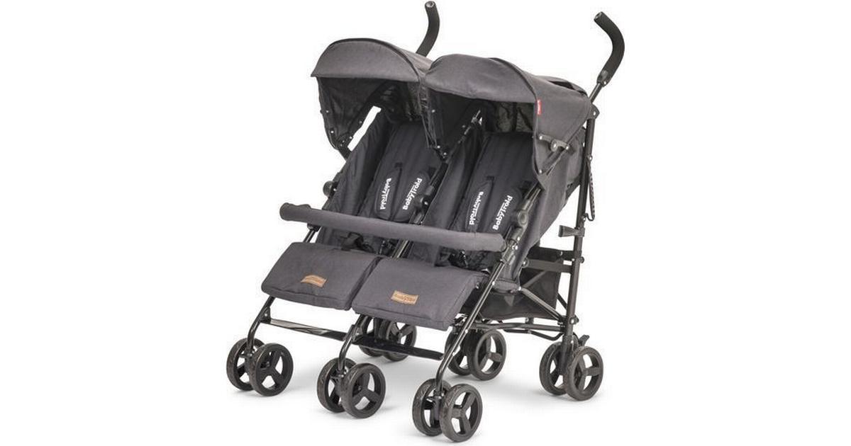 babytrold syskonvagn double