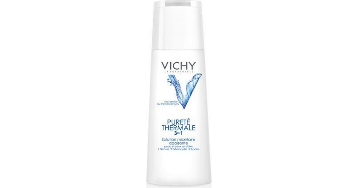vichy micellar water