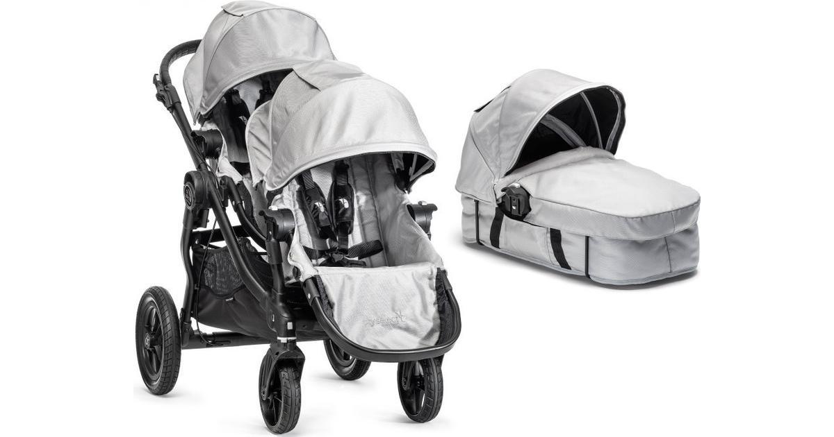 Baby Jogger City Select Tandem Hitta Basta Pris Recensioner Och Produktinformation Pa Pricerunner Sverige