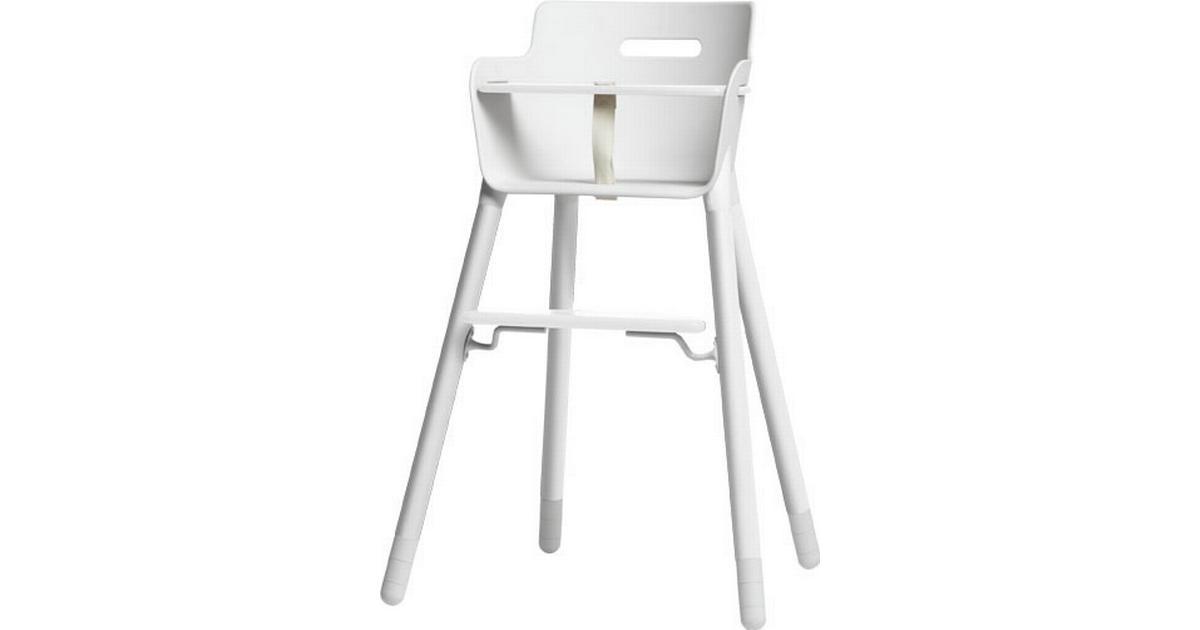 Fantastisk Flexa Højstol i Hvid - Sammenlign priser hos PriceRunner BB41