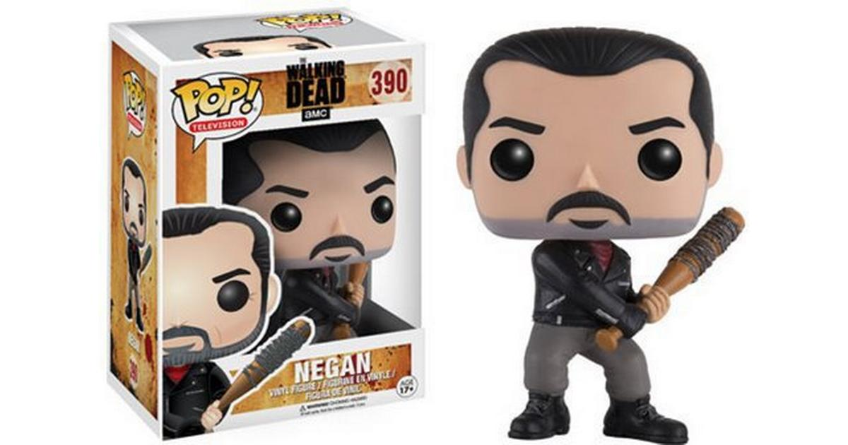 Funko Pop! TV The Walking Dead Negan - Hitta bästa pris 69d18f44ab7ff