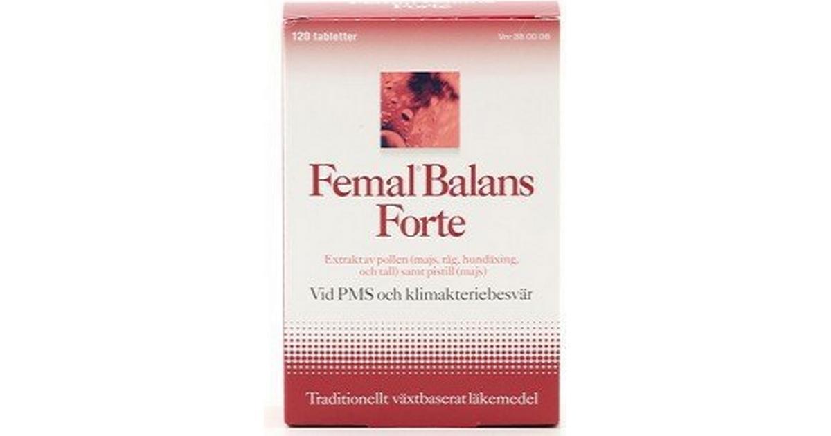 femal balans pris