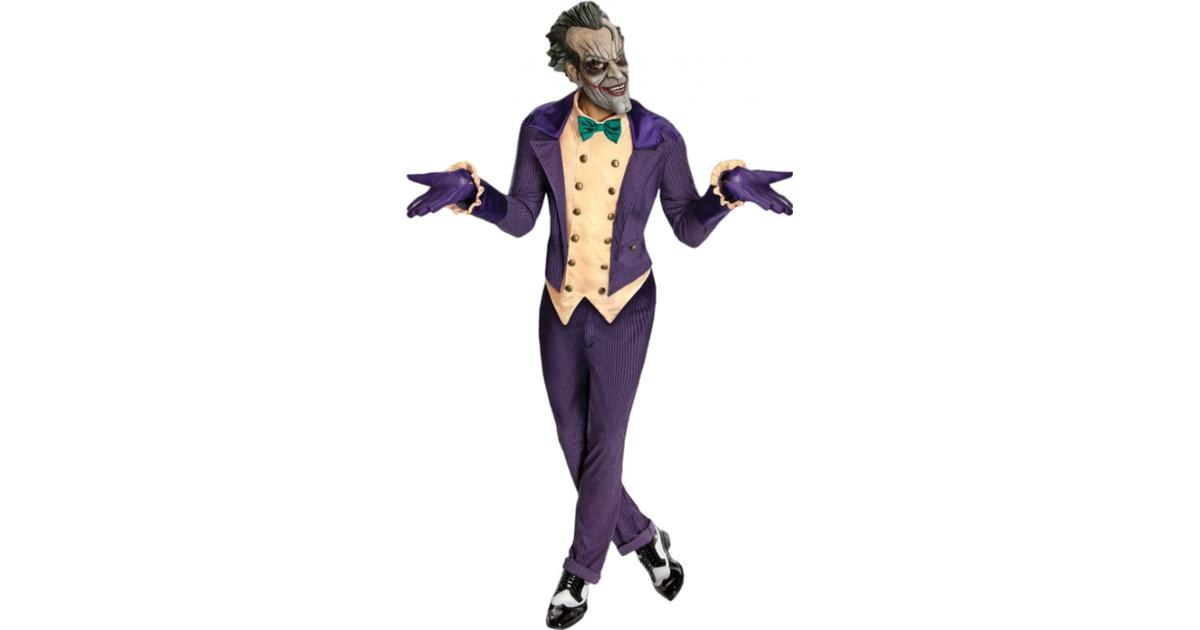 Rubies Deluxe Adult Joker Costume 880585 - Hitta bästa pris ... fc63817c0e3a0