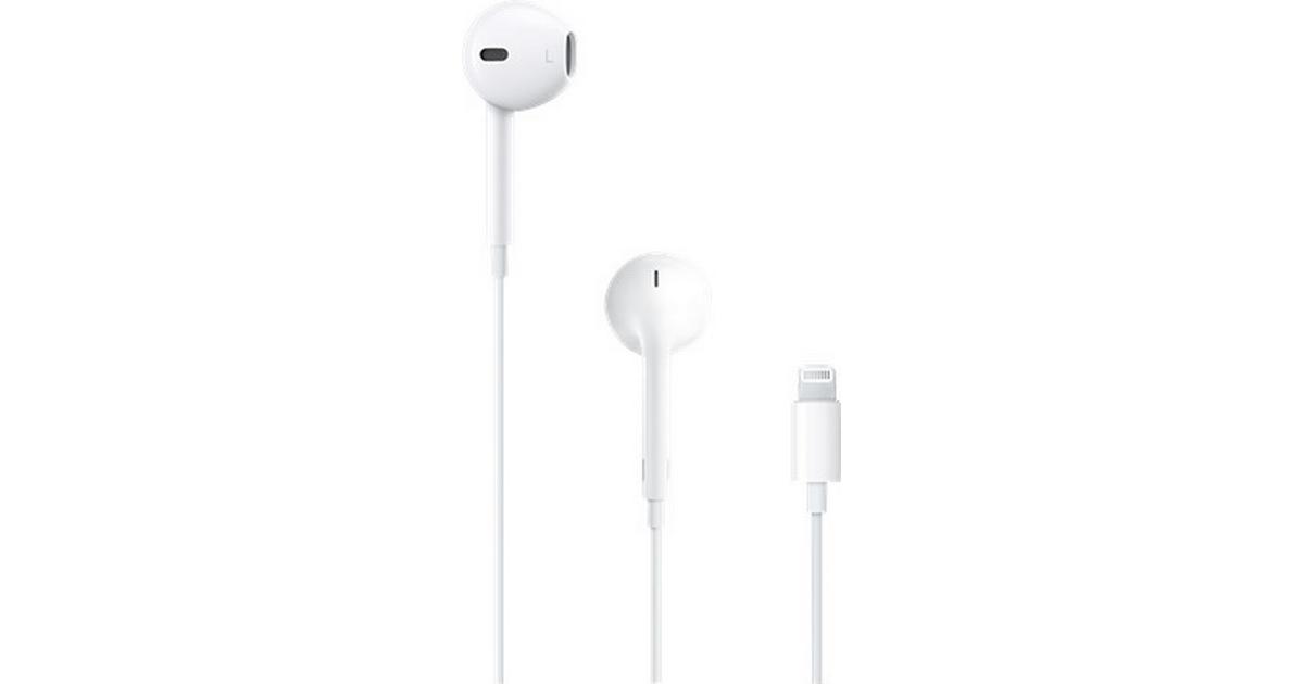 3a97e57e051 Apple EarPods Lightning från 210 kr - Hitta bästa pris och recensioner -  PriceRunner