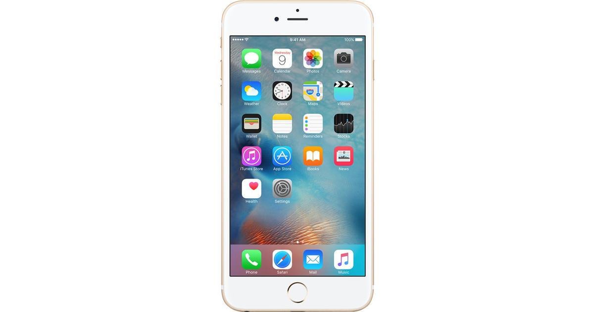 Apple iPhone 6S 32GB - Sammenlign priser hos PriceRunner ebc4c08e674