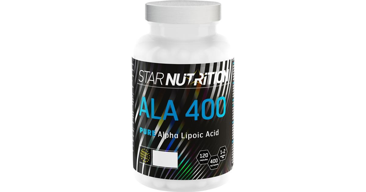 ala 400 star nutrition