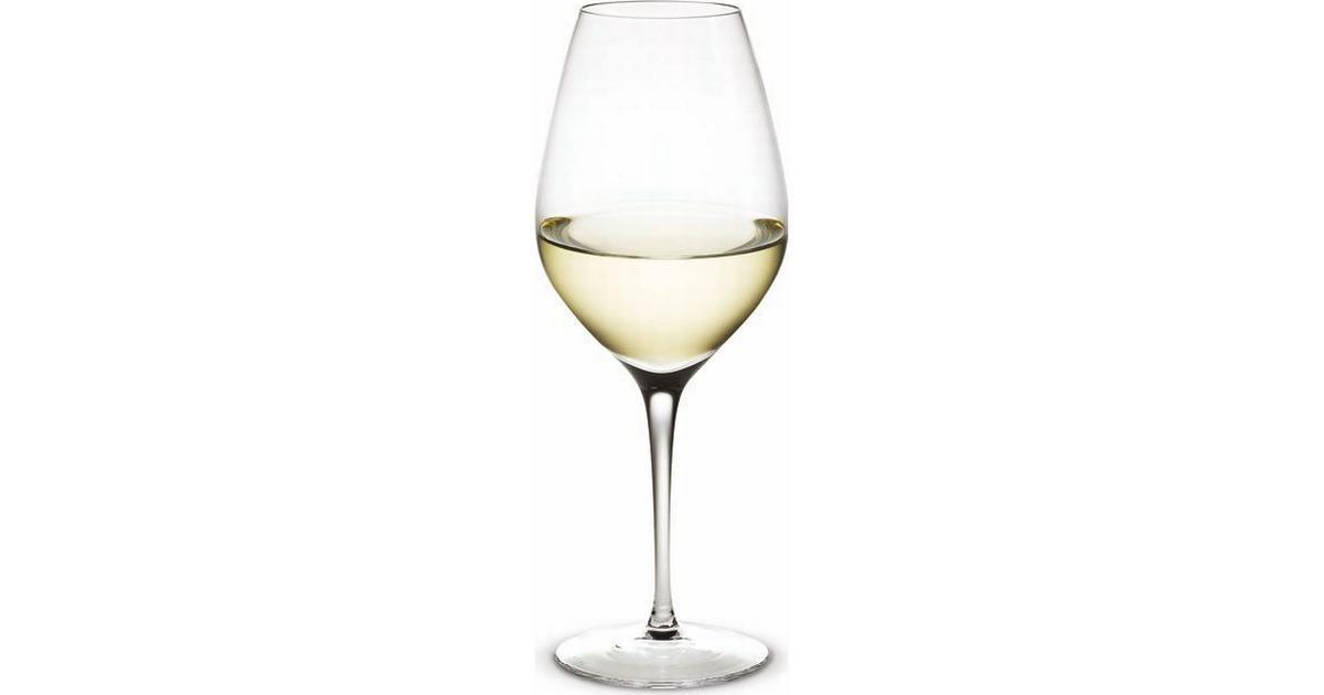 Massivt Holmegaard Cabernet Hvidvinsglas 25 cl 6 stk - Sammenlign priser VD26