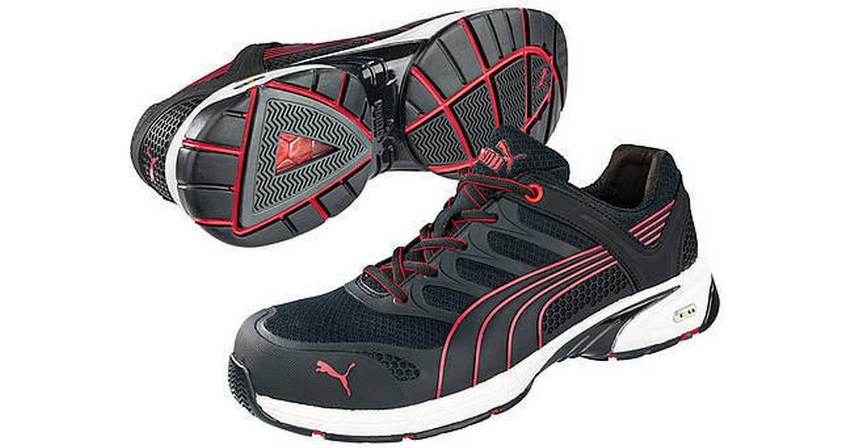 nouvelle collection 17cf6 6a92c Puma 5-64254 Fuse TC Exercise Red Low S1P HRO SRA