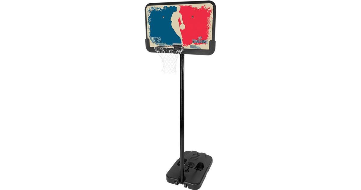 Spalding NBA Logoman Portable - Hitta bästa pris 09040c07011d5