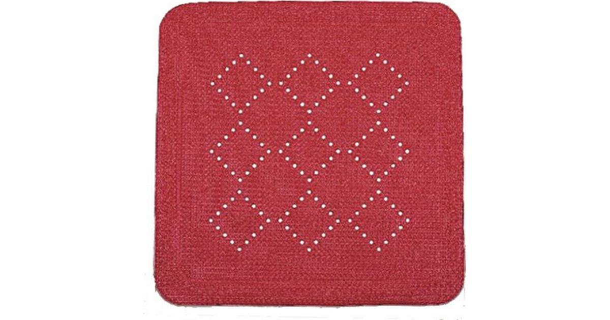 Spirella Alaska (55x55cm) Röd - Hitta bästa pris 7ade8fe351e67