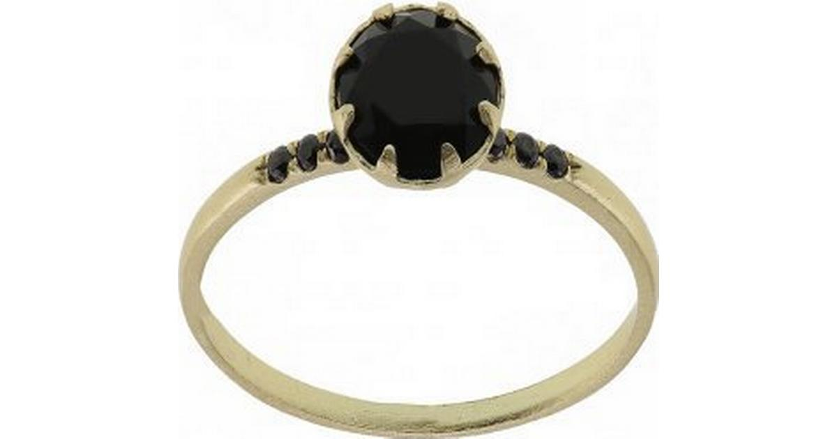 Edblad Liora Gold Plated Ring - S 1.68cm 101307) - Hitta bästa pris ... c04f8cfae96eb