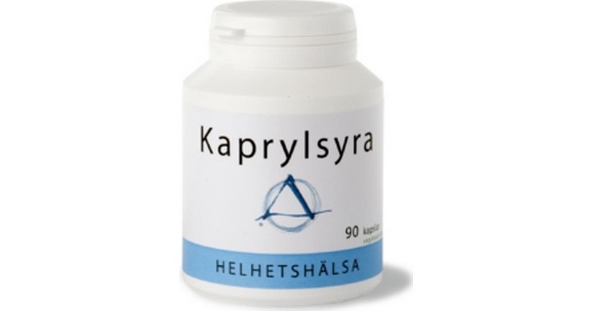 kaprylsyra kapslar