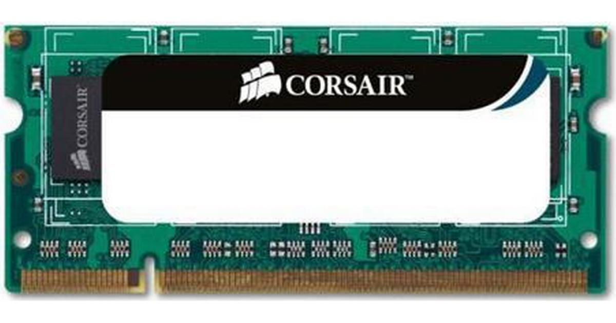 Memory Corsair So-dimm Ddr3 4gb Pc10666 Cmsa4gx3m For Mac