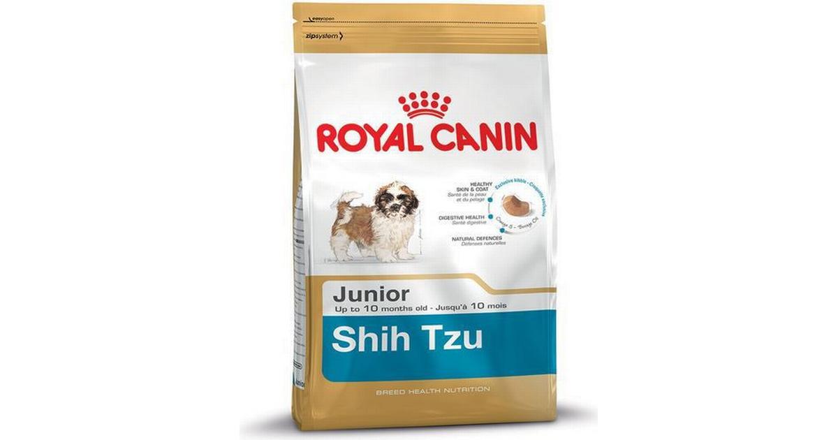 royal canin breed shih tzu junior hitta b sta pris recensioner och produktinfo. Black Bedroom Furniture Sets. Home Design Ideas