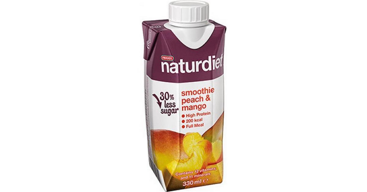 3627c356a3f5 Naturdiet Smoothie Peach & Mango 330ml - Hitta bästa pris, recensioner och  produktinfo - PriceRunner
