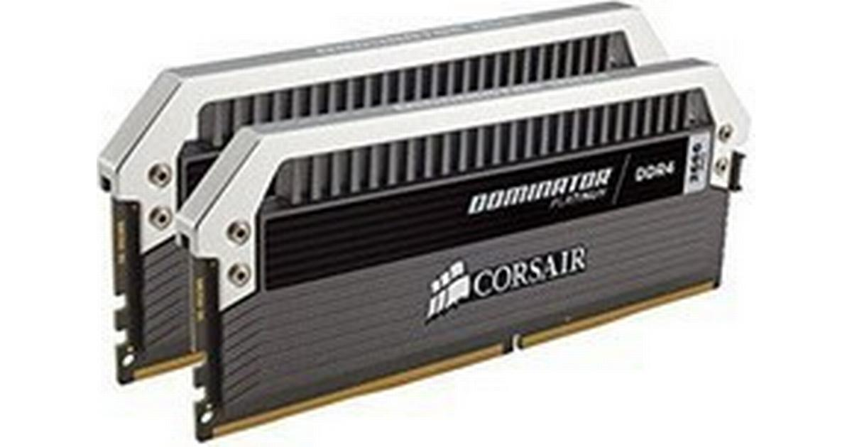 Corsair Dominator Platinum DDR4 3200MHz 2x4GB (CMD8GX4M2B3200C16)