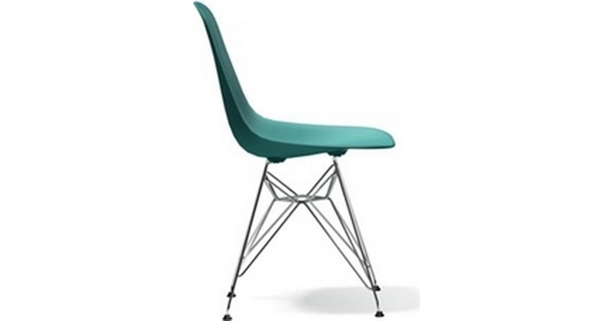 Eames Replica Stoel : Eames gyngestol. eames stol dsw ice gr sortlakeret nyhed with eames
