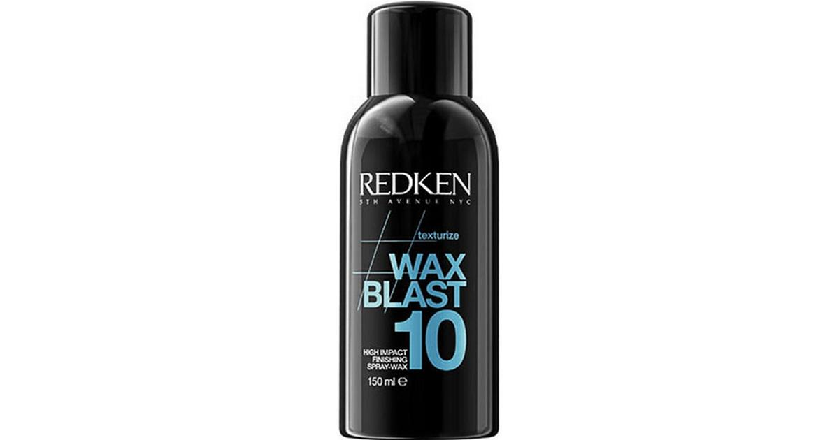 redken wax blast 10 how to use