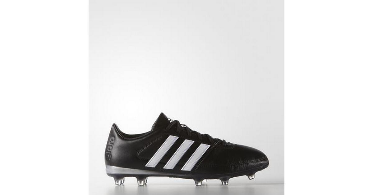 Adidas Gloro 16.1 FG WhiteBlackSilver Sammenlign priser & anmeldelser på PriceRunner Danmark